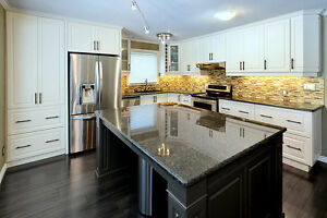 NEW CUSTOM KITCHEN CABINETS