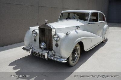 1951 Rolls-Royce Wraith  1951 Rolls Royce Silver Wraith . Wedding Limousine . AC . RHD . Limo