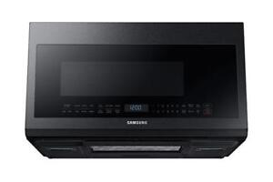 Samsung ME21M706BAG 2.1 cu. ft. Over-the-Range Microwave (No box)