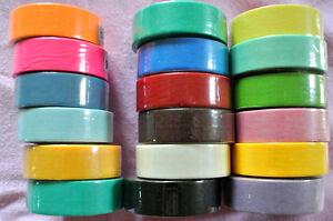 Washi-Tape-designer-15mmx10m-Roll-Decorative-Sticky-Paper-Masking-Tape-Adhesive