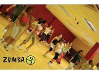 Salsa Fitness Class in Redhill Reigate area