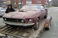 1969 Mustang Sheet Metal Parts Wanted