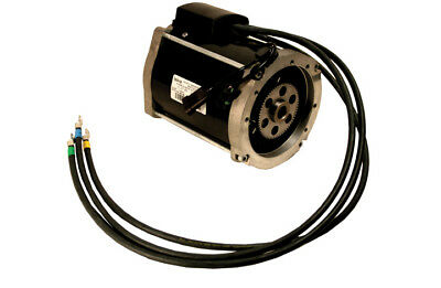 48 Volt Golf Cart AC Motor Replacement Fits 2008-UP EZGO RXV Electric