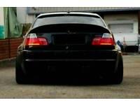 E46 coupe wanted. 318ci 320ci ect manual