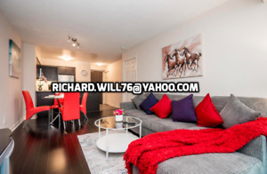 Available-Furnished Executive Style 2 Bdr Apartment in Toronto