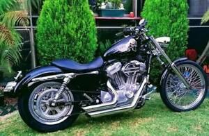 Harley Davidson 2007 Sportster XL 883 Custom