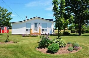 Starter/summer home with Ocean view in Antigonish County