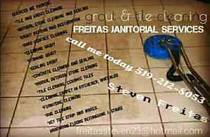 Grout cleaning $0.50 square foot Cambridge Kitchener Area image 2