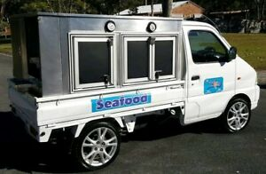 Suzuki Carry - Seafood or Meat truck