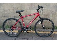 Men's TREK 3700 Mountain Bike In Good Condition.