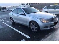 Need quick sale Mercedes c220 2008 3200£