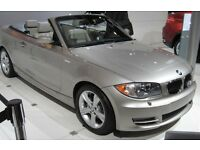 BMW 120d CONVERTIBLE, AUTO , STUNNING CONDITION