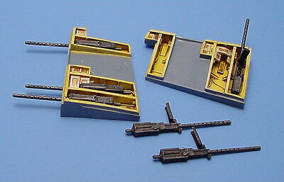 AIRES HOBBY MODELS 4094 F4F-4 WILDCAT GUN BAY 1/48 RESIN KIT
