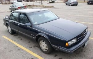 1991 Oldsmobile 88 low kms  runs great $1350