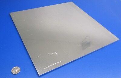 2024 Aluminum Sheet T351 .250 14 Thick X 12.0 Width X 12.0 Length