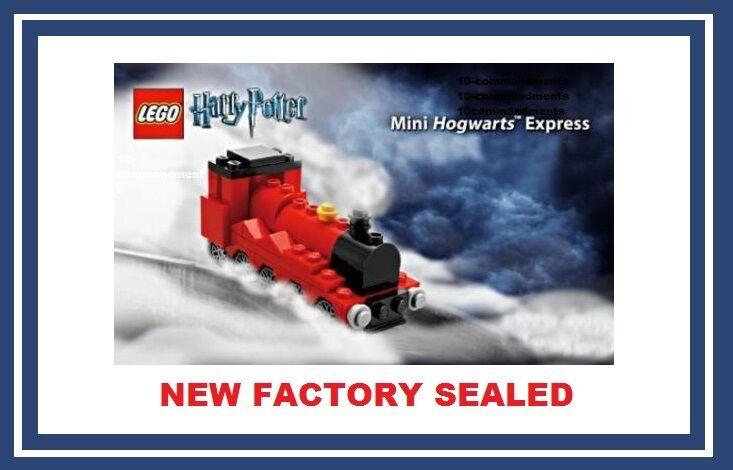 LEGO Harry Potter Movie Train Hogwarts MINI Express 40028 NE