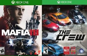 XBOX One Driving Games (Various Prices)