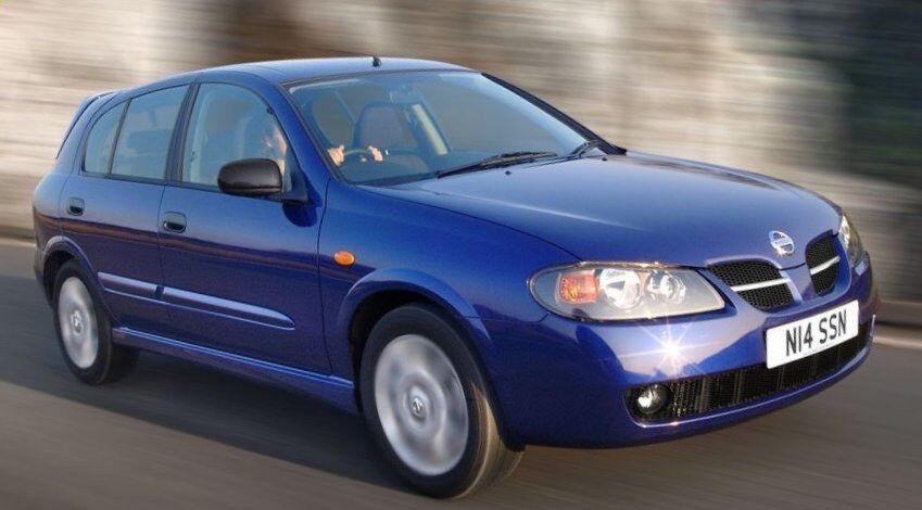 1.8 / 2.0 Petrol Nissan Wanted