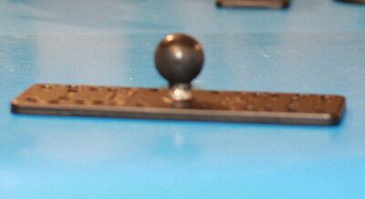 "Ram Mount RAM-B-111BU 6.25"" x 2"" Universal Electronics Base with 1"" Ball"