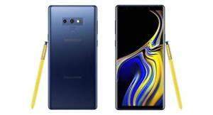 STUNNING FALL SALE ON SAMSUNG NOTE 9, NOTE 8, NOTE 5, NOTE 4, NOTE 3 &  S9, S9+ Plus, S8, S8+ Plus,S7 EDGE, S7