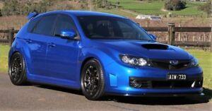 Looking for a Subaru sti