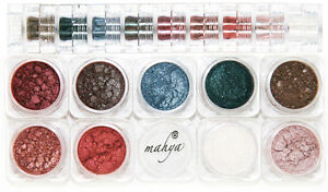 MAHYA-INLOVE-100-Pure-Multi-Purpose-Mineral-Makeup-9-Eyeshadows-BEST-GIFT-New