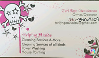HELPING HANDS HOUSE PAINTING