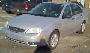 2005 Ford Focus Sedan. $1300.00 new price. Was $1900.00