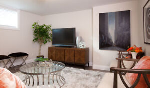 Large 1 Bedroom Apartment Created by Scott McGillivray