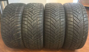 "16"" Dunlop SP Winter Sport M3 Run-Flat Tires"