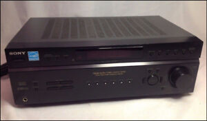 Sony 90W/Channel 6.1 Surround Sound Receiver. In Great Shape!