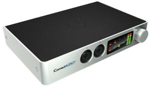 iConnectAUDIO2+  2-in 6-out Audio & MIDI Interface