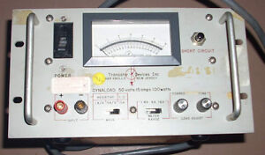 electronic load power supply