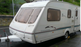 Swift charisma 560 4 berth with mover
