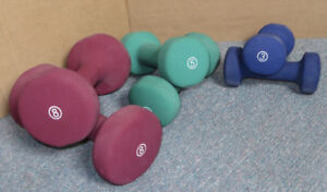 Set of 3 Weights
