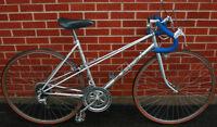 Vintage Raleigh Womans Road Bike