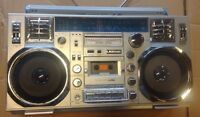 Wanted: 80's BOOMBOX, Ghettoblaster, Vintage,  old school Stereo