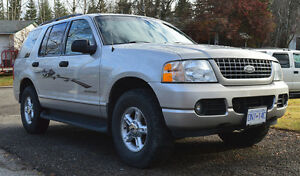 2004 Ford Explorer XLT SUV, Great Condition Prince George British Columbia image 1