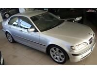 2004 BMW 3 SERIES 330D SE Silver Auto Diesel