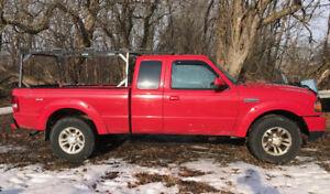 2008 Ford Ranger Sport Pickup Truck