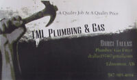 TML Plumbing and Gas - Renovations/ New Builders Welcomed