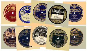 $ WANTED $ Old 78 RPM Records