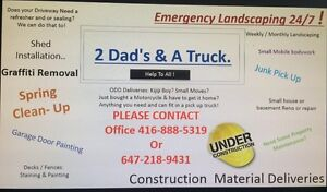 2 Dads & A Truck Call Today