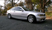 Bmw 325ci e46 looking to swap for a ute or 4x4 NEG Amaroo Gungahlin Area Preview