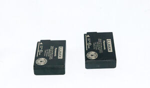2 Panasonic DMW-BLD10pp batteries with Wasabi Charger