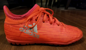 Indoor Soccer - Boys Adidas Shoes - Size 1