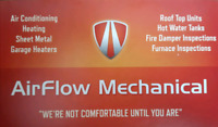 Air conditioning, heating and ducting maintenance, service and i
