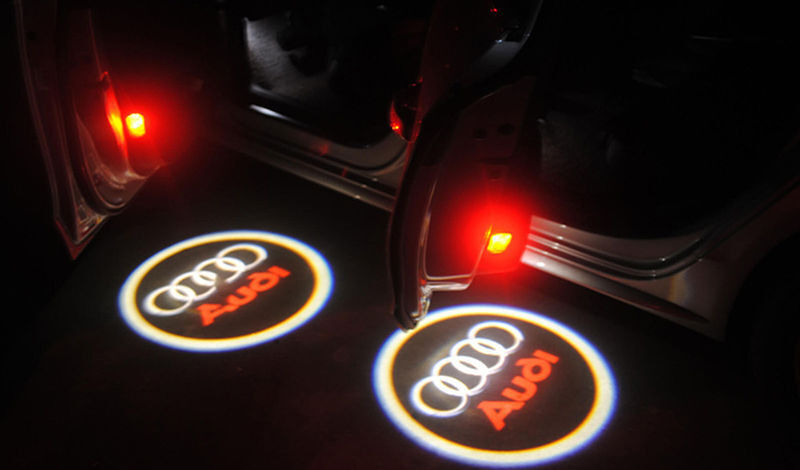 Audi Courtesy Light