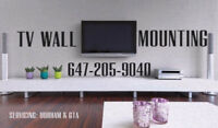 TV WALL MOUNTING AND MORE