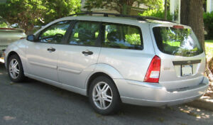 WANT TO BUY ::  2002-2007 Ford Focus Wagon